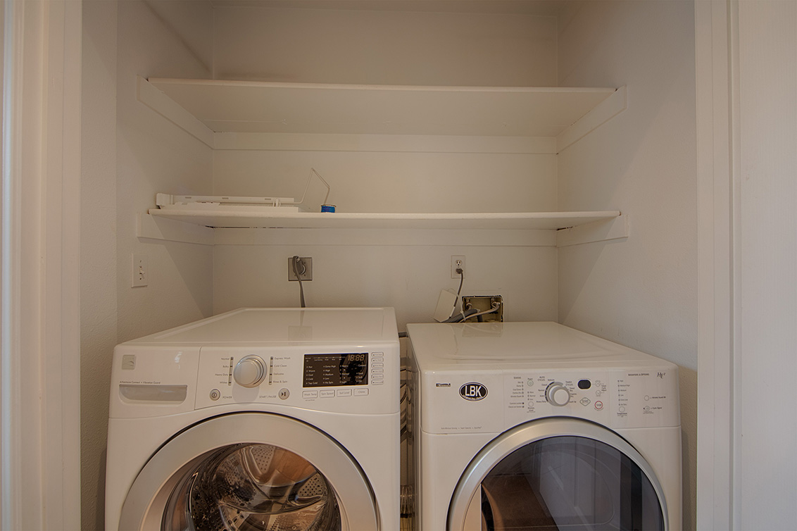 Laundry (A) - 201 Mendocino Way