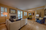 Living Room (B) - 201 Mendocino Way, Redwood Shores 94065