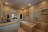 Master Bath (B) - 201 Mendocino Way, Redwood Shores 94065