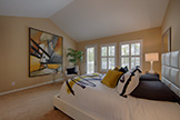 Master Bedroom (B) - 201 Mendocino Way, Redwood Shores 94065