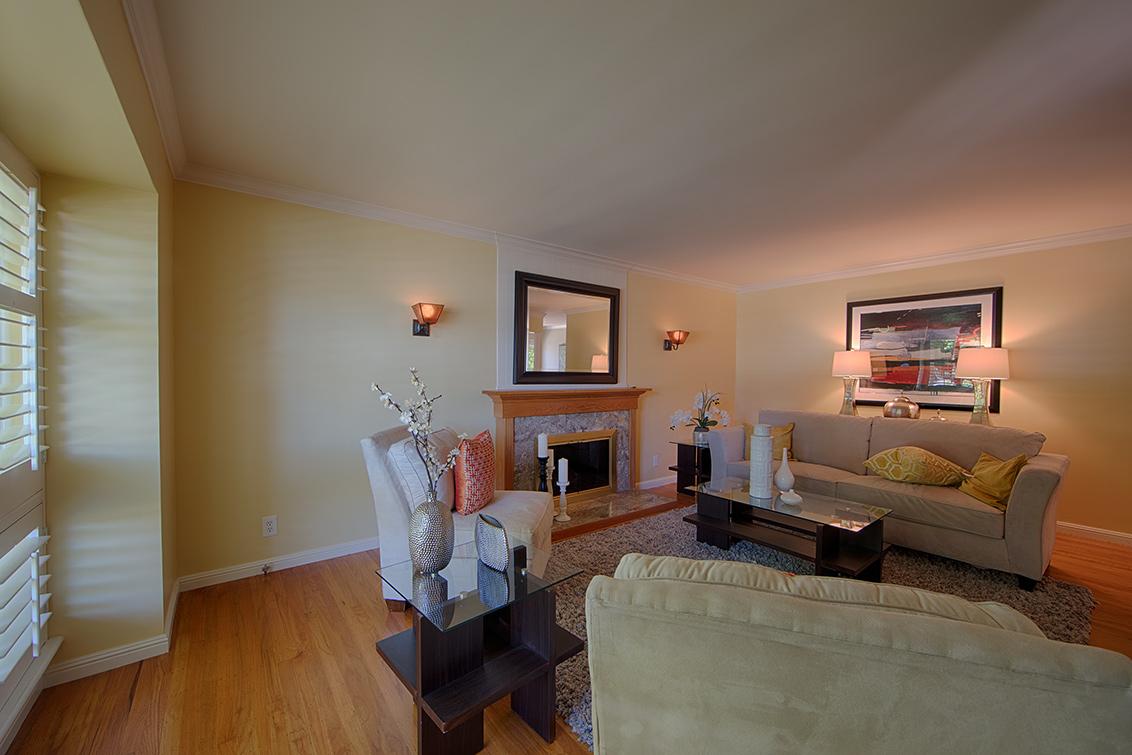 Living Room (A) - 3158 Merced Ct