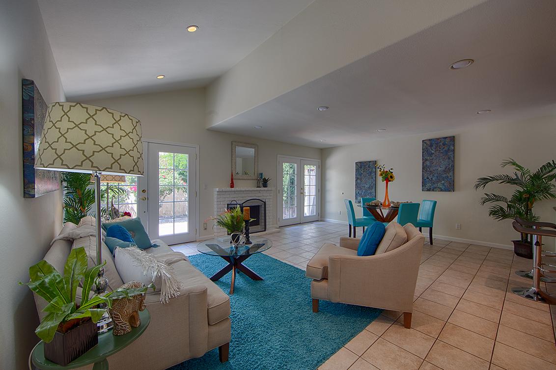 Living Room (A) - 3479 Nova Scotia Ave