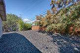 1614 Orlando Dr, San Jose 95122 - Backyard