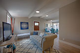 1614 Orlando Dr, San Jose 95122 - Living Room