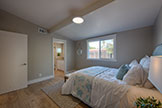 1614 Orlando Dr, San Jose 95122 - Master Bedroom