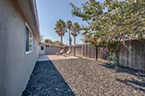 1614 Orlando Dr, San Jose 95122 - Sideyard (A)