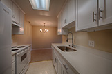 400 Ortega Ave 208, Mountain View 94040 - Kitchen (A)