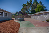 660 Palo Alto Ave, Mountain View 94041 - Backyard (A)