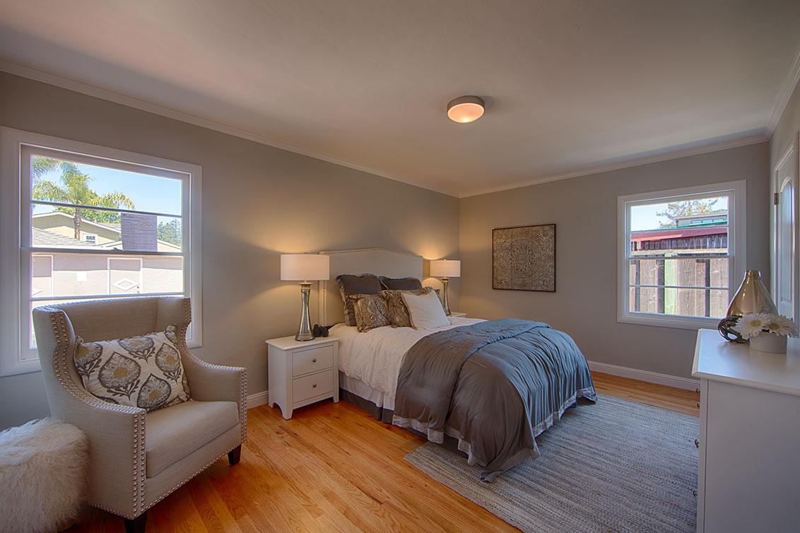 Bedroom 1 (A) - 660 Palo Alto Ave