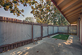 209 Red Oak Dr Q, Sunnyvale 94086 - Front Patio (A)