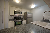 Kitchen (B) - 209 Red Oak Dr Q, Sunnyvale 94086