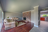Living Room - 1105 Ridgewood Dr, Millbrae 94030