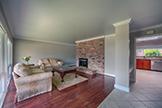 1105 Ridgewood Dr, Millbrae 94030 - Living Room (A)