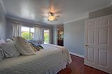 1105 Ridgewood Dr, Millbrae 94030 - Master Bedroom (B)