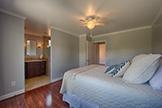 1105 Ridgewood Dr, Millbrae 94030 - Master Bedroom (C)