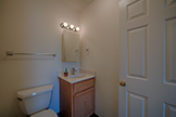 Guest Half Bath (A) - 990 Rose Ave, Mountain View 94040