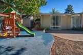 Backyard (B) - 1401 S Wolfe Rd, Sunnyvale 94087