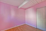 Bedroom 3 (D) - 1401 S Wolfe Rd, Sunnyvale 94087