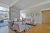 Living Room (B) - 1401 S Wolfe Rd, Sunnyvale 94087