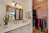 Master Bathroom (B) - 1401 S Wolfe Rd, Sunnyvale 94087
