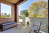 Balcony (A) - 2552 Saffron Way, Mountain View 94043