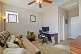 Bedroom 2 (B) - 2552 Saffron Way, Mountain View 94043
