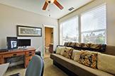 Bedroom 2 (E) - 2552 Saffron Way, Mountain View 94043
