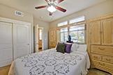 Bedroom 3 (C) - 2552 Saffron Way, Mountain View 94043