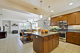 Kitchen - 2552 Saffron Way, Mountain View 94043