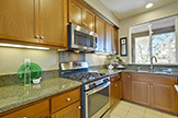 Kitchen (E) - 2552 Saffron Way, Mountain View 94043