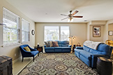 Living Room (D) - 2552 Saffron Way, Mountain View 94043
