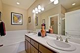 Master Bathroom (A) - 2552 Saffron Way, Mountain View 94043