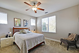 2552 Saffron Way, Mountain View 94043 - Master Bedroom (A)