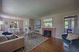 Living Room - 275 San Antonio Rd, Palo Alto 94306