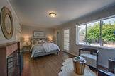 275 San Antonio Rd, Palo Alto 94306 - Master Bedroom (A)