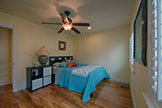20599 Scofield Dr, Cupertino 95014 - Bedroom 2 (C)