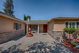 20599 Scofield Dr, Cupertino 95014 - Front Court Yard (A)