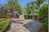 20599 Scofield Dr, Cupertino 95014 - Garden Shed (A)