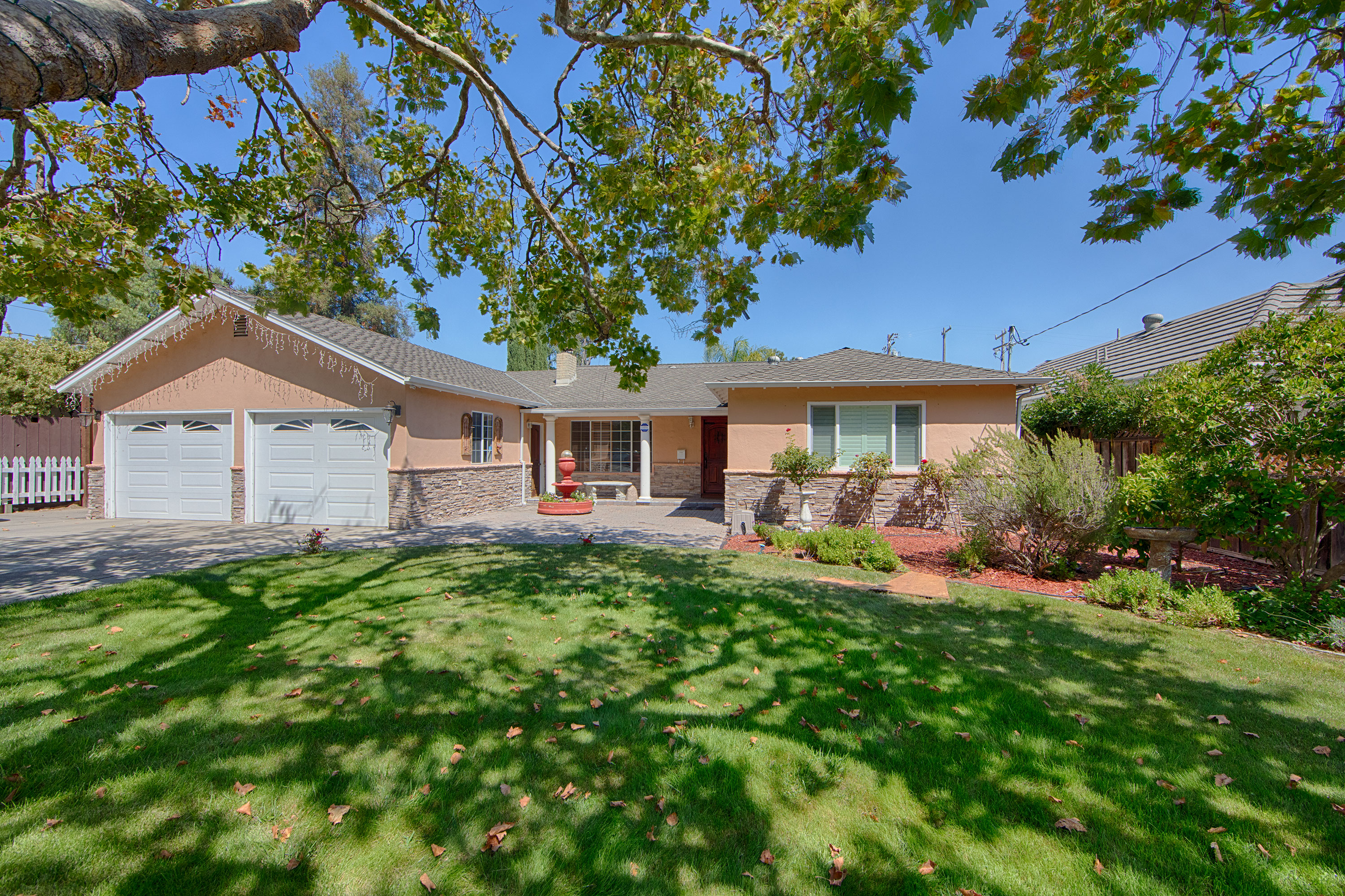 Front View - 20599 Scofield Dr, Cupertino 95014
