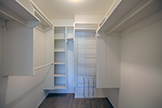 1083 Shell Blvd 9, Foster City 94404 - Master Closet (A)