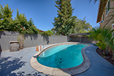 Backyard (B) - 4397 Stone Canyon Dr, San Jose 95136