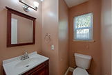 4397 Stone Canyon Dr, San Jose 95136 - Half Bath (A)