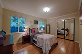 1260 University Ave, Palo Alto 94301 - Bedroom 2 (A)
