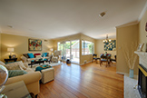 1260 University Ave, Palo Alto 94301 - Living Room (A)