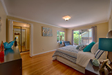 1260 University Ave, Palo Alto 94301 - Master Bedroom (A)