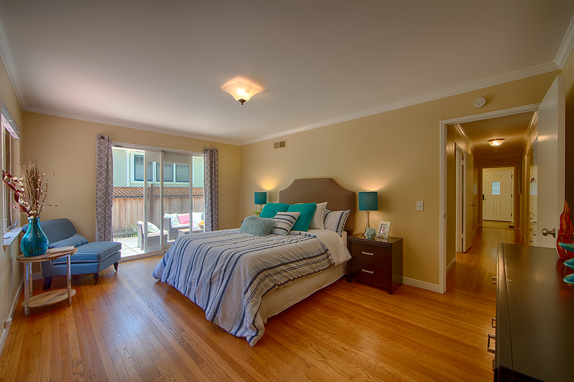 Master Bedroom (B) - 1260 University Ave