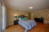 1260 University Ave, Palo Alto 94301 - Master Bedroom (C)