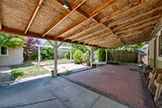 569 Waite Ave, Sunnyvale 94085 - Patio (A)