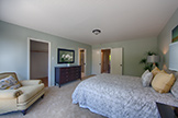 167 Wheeler Ave, Redwood City 94061 - Master Bedroom (C)