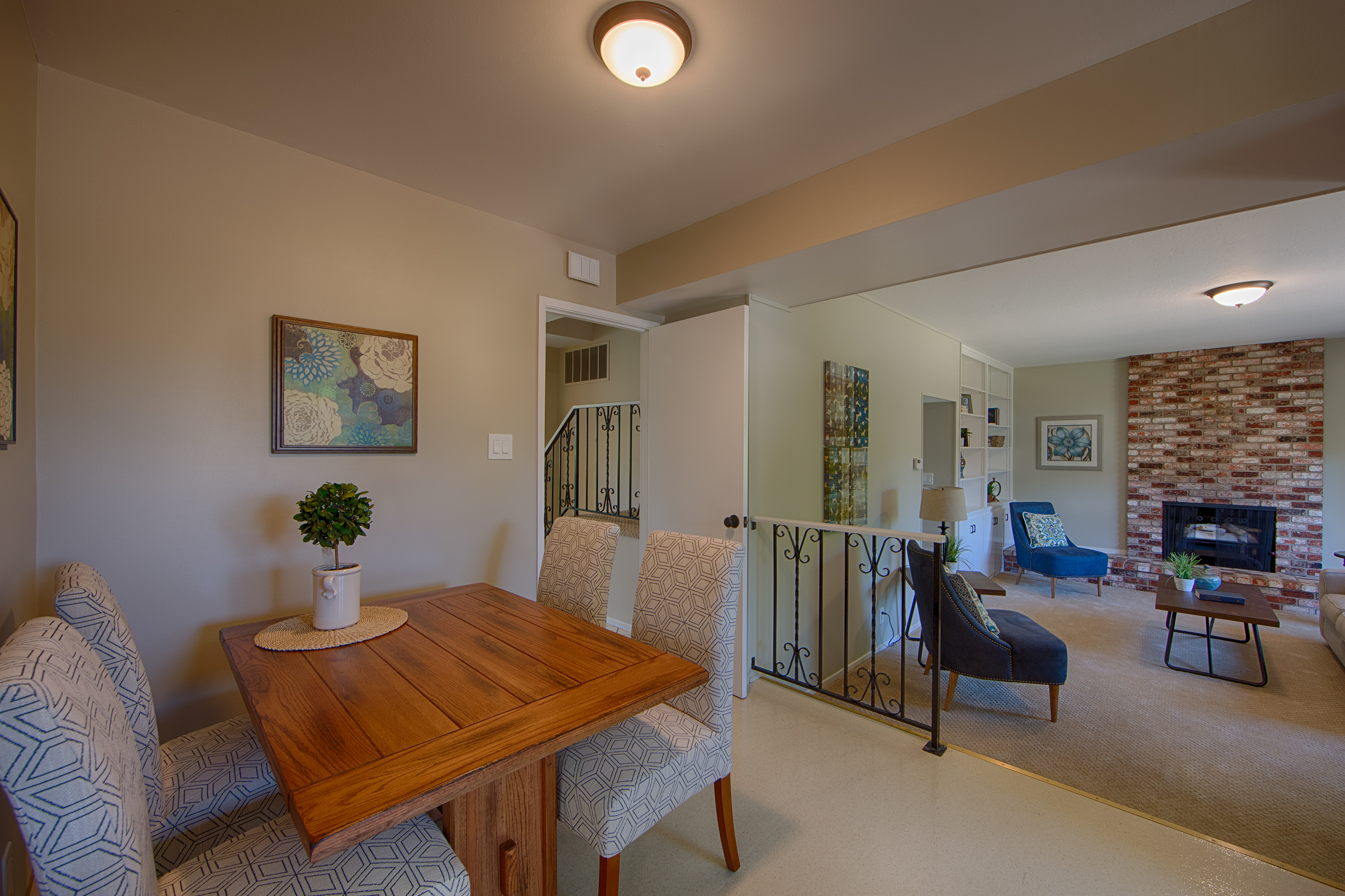 167 Wheeler Ave, Redwood City 94061 - Breakfast Area (A)